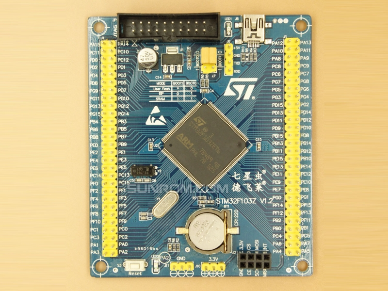 STM32F103ZET6 Dev Board