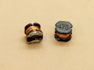 47uH (470) SMD 5mm Inductor