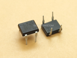DB107 - 1A Diode Bridge - DIP4