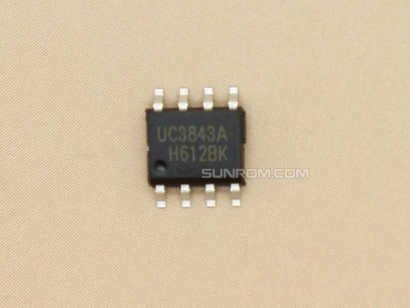 UC3843 - SOIC8 [4922] : Sunrom Electronics/Technologies