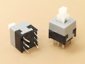 Push ON/OFF Switch 8.5mm