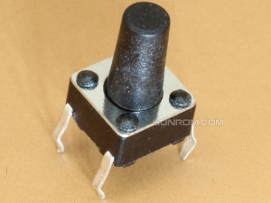 Tactile Switch 6x6x10mm
