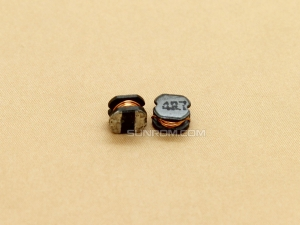 4.7uH (4R7) SMD 3mm Inductor