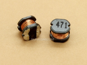470uH (471) SMD 5mm Inductor PIO54-471KT
