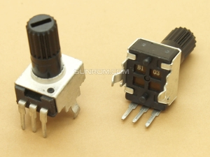 10K (103) L=20mm ST Potentiometer (Volume Control) RV09ACF-40