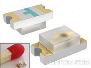 Yellow SMD LED 0603