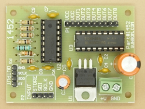 Output Driver Board - Expandable