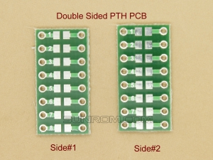 0805/0603/0402/LED SMD to DIP PCB