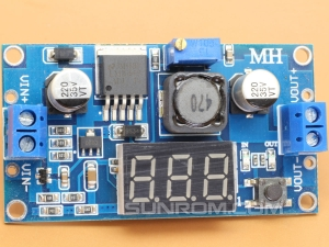 DC-DC Step Down 3A - LM2596 [4314] : Sunrom Electronics