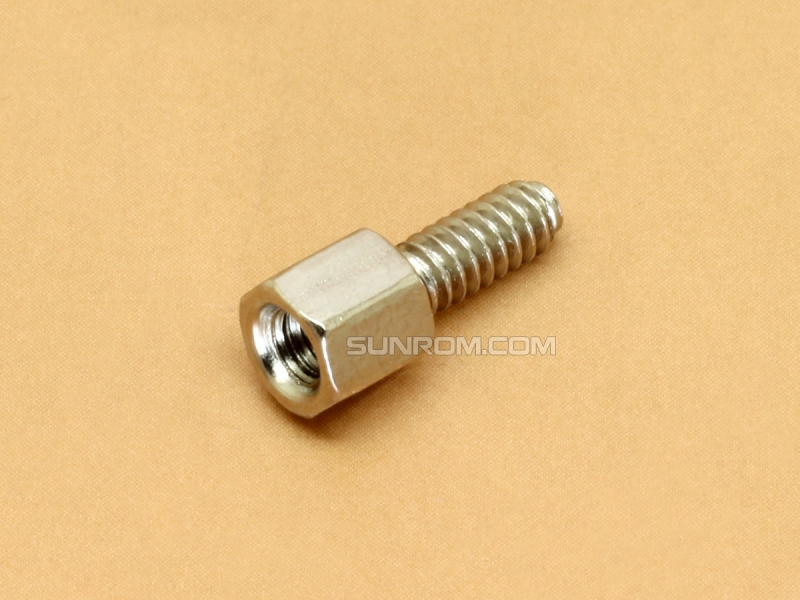 Hex Screw for D-Type Connectors [6153] : Sunrom Electronics/Technologies