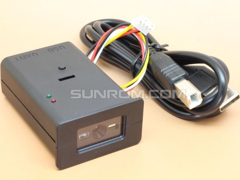 GM66 Enclosure 1D/QR/2D Bar Code Scanner QR Code Reader