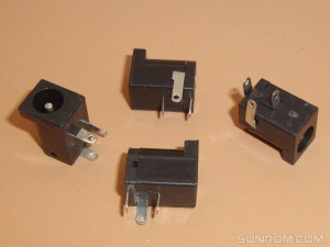 DC Socket - Suitable for 5.5x2.1mm DC Pins