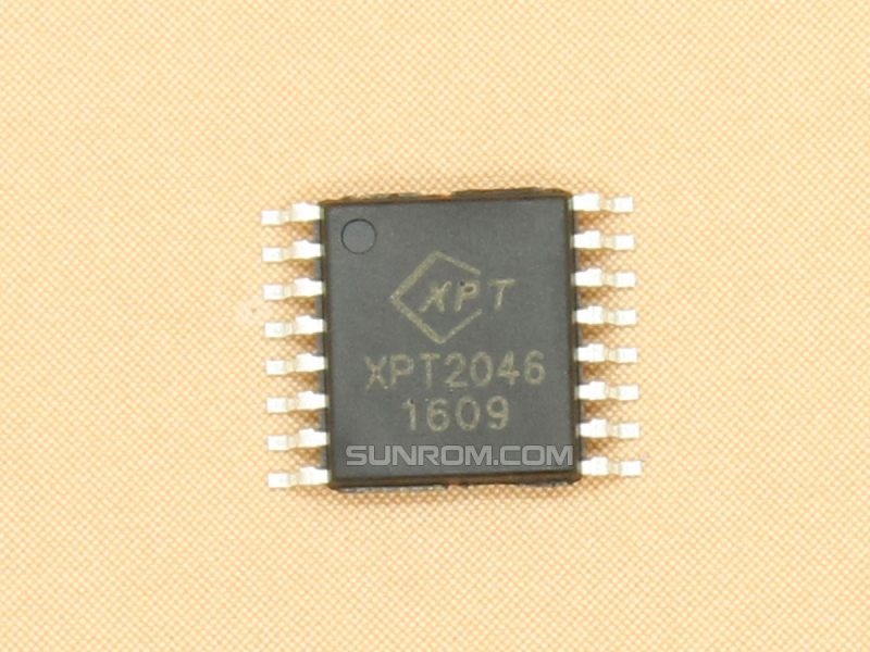 XPT2046 (ADS7843) - Touch Screen Decoder IC [4109] : Sunrom