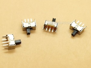 Slide Switch - 8.6mm - Vertical 1P2T