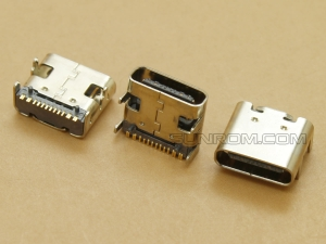 USB 3.1 Type-C 16pin Reversible