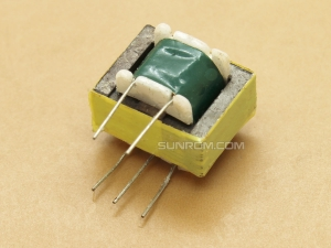 Audio & Signal Coupling Isolation Transformer 1:1 5-pin 1000:1000