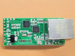 Serial UART To Ethernet Converter,TCP/IP Module - USR-TCP232-T