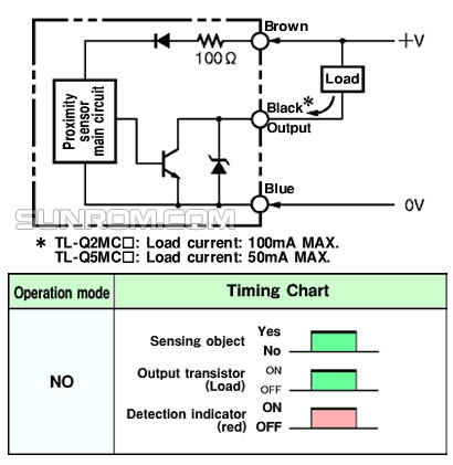 Omron Proximity Switch Wiring Diagram - Product Wiring Diagrams •