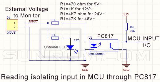 PC817 [3864] : Sunrom Electronics/Technologies