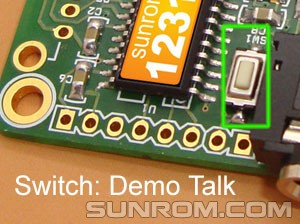 Text to Speech - TTS Module [1231] : Sunrom Electronics/Technologies