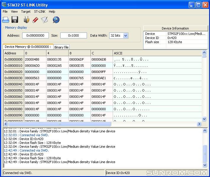 Stm8 Iar Sample Code