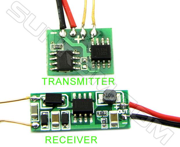 Wireless Power Transfer Modules 1300 Sunrom