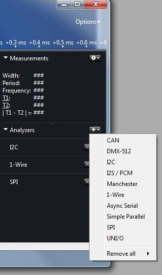 Logic Analyzer - 8 Ch, 24 Mhz [3770] : Sunrom Electronics