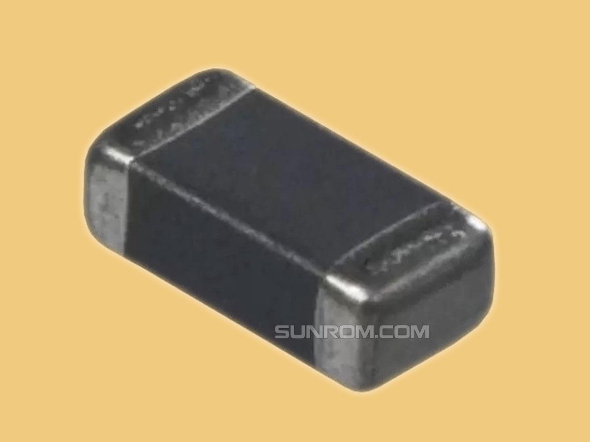 10 x BLM21AG121SN1D FERRITE Bead; Imp SMD; 0.2 A; Case @ 100MHz:120Î ©; Montage